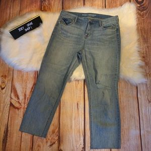 Old Navy Perfect straight Jeans